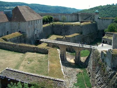 Citadel van Besancon