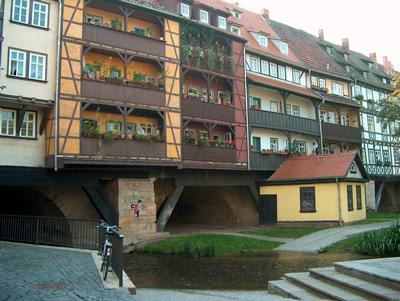 krämerbrücke hotel erfurt
