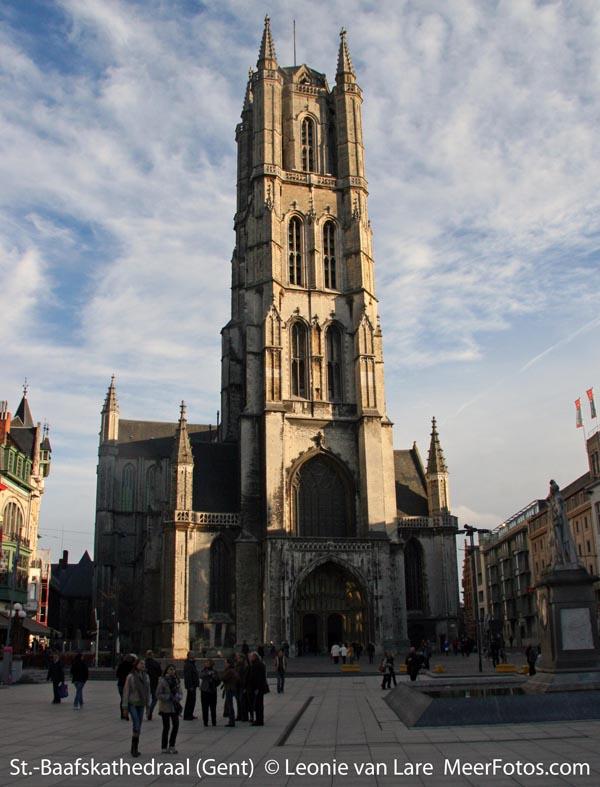 Gent Sint Baafskathedraal Sint-baafskathedraal Gent