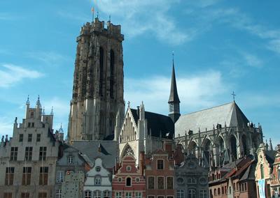 Mechelen for Huizen stijlen